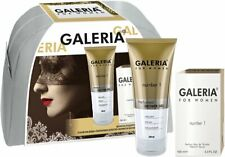 Galeria Number 1 SET GIFT for Women Eau de Toilette & Shower Gel & Bag