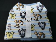 NEW tagged Dog/ Cat Harness Small Chihuahua Winnie the Pooh and friends