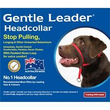New Beau Pets Gentle Leader Head Collar Extra Large Black