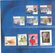 Poland - Lot of Stamps EUROPA 2003-2005