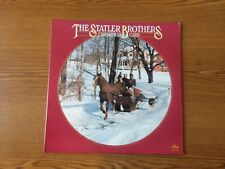 1989 EXC.RARE The Statler BROTHERS Christmas Card  SRM-1-5012   LP33