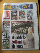 BamS Claudia Schiffer Michelle Hunziker Mario Götze Jürgen Klopp Ellen Page Udo
