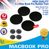 """4 x Bottom Rubber Feet Foot Pad for Laptop MacBook Pro A1278 A1286 A1297 13""""-17"""""""