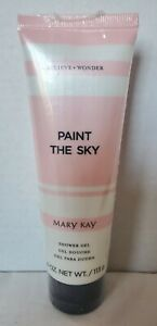 MARY KAY PAINT THE SKY SHOWER GEL SEALED LOOK NEW FULL SIZE