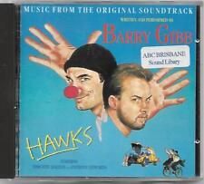 Hawks soundtrack CD Barry Gibb OOP