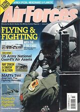 AIR FORCES MONTHLY October 2013 F-15C Eagle Flying Fighting France Nuclear MAFF