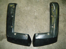 1998 Yamaha Kodiak 400 4x4 Front Left and Right Over Fenders Mud Flaps Extension