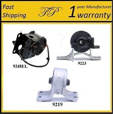 3 PCS MOTOR & TRANS MOUNT FOR 2002-2006 Nissan Altima 3.5L w/Sensor - Automatic