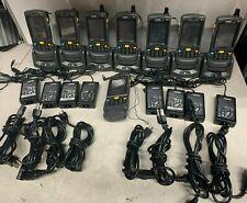 Lot of (8) Motorola Symbol Mc7090 & Mc7094 with Msr7000-100R Card Reader