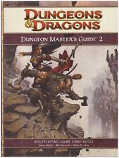 D&D - Dungeons & Dragons 4th Edition Dungeon Master's Guide 2 4E (New)