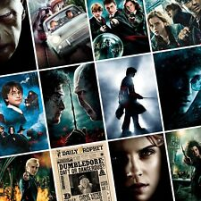 HARRY POTTER Movie Posters PHOTO Print POSTER Wall HD Art Hermione JK Rowling