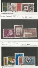 Finland, Postage Stamp, #383, 391-393, 396, 386-7, 392, 437, 440-3 Used, 1961-66