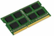 Laptop Notebook Memory Ram DDR3 2GB 4GB 8GB SODIMM 10600s 12800s pc3L hp dell