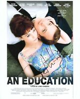 CAREY MULLIGAN SIGNED 8X10 PHOTO AN EDUCATION THE GREAT GATSBY IN PERSON AUTO