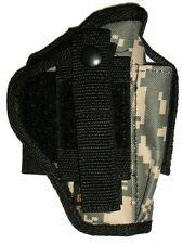 USA Made Tactical Holster 380 Auto Pistol Bersa Thunder Custom ZT Digital ACU