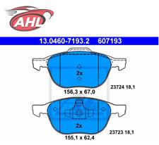 ATE 13.0460-7193.2 Plaquettes de frein FORD Focus II