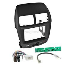 MITSUBISHI ASX 10-14 2-DIN radio de voiture Set d'installation Câble adaptateur