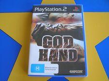 GOD HAND - PLAYSTATION 2 - PS2