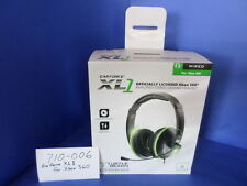 Turtle Beach Ear Force XL1 Headband Headset Xbox 360 (710-006)