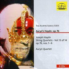 Auryn Quartett, Invo - Auryn Series 23: Auryns Haydn Op 76 [New CD]
