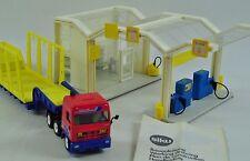 Siku 4018 gasolinera con difícil Transporter edificio World 1:55 06-e-st