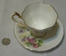 Henley Bone China Royal Stafford Tea Cup Saucer