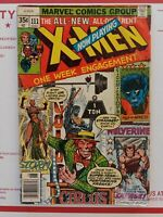 Uncanny X-Men #111, GD/VG 3.0, Wolverine, Storm, Banshee vs. Mesmero