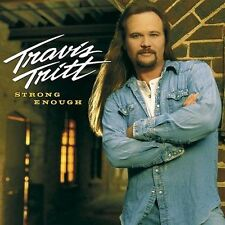 Strong Enough by Travis Tritt (CD, Sep-2002, Columbia (USA) NEW SEALED*