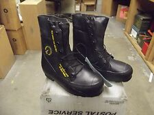 2  (TWO) pr.10N Mickey Mouse Boots  Boots 10 Narrow Miner Brand USGI
