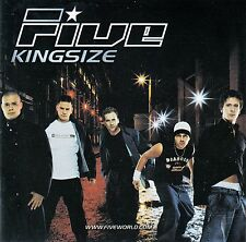 FIVE : KINGSIZE / CD (RCA/BMG 2001) - NEU