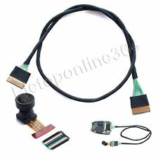 "15""(38cm) Extension Cable and Lens D for 808 #16 HD Car Key Pocket Camcorder"