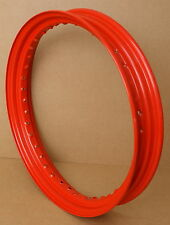 Harley ORIGINAL JANTE 19 x 2,5 Rouge Wheel Spoke Rim Red 40 rayons Sportster