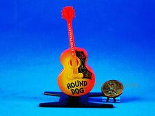 Cake Topper ELVIS PRESLEY Guitar Hound Dog Car Antenna Decor Figure DIORAMA A449