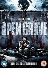 Open Grave (DVD, 2013) Horror Sharlto Copley NEW SEALED PAL Region 2