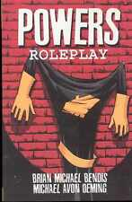 Powers Vol 2: Role Play by Brian Michael Bendis & Michael Avon Oeming 2002,TPB
