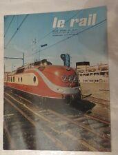 Le rail SNCB – n°131 juillet 1967