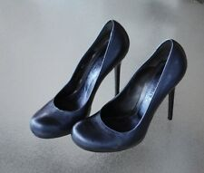 high heels alexander mcqueen blaubeere 40