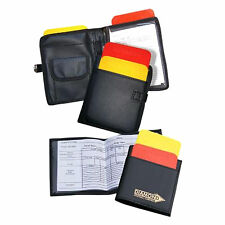 NUOVO DIAMOND DELUXE ARBITRO nota Pad-ARBITRO Wallet-ARBITRI Card Set Pack