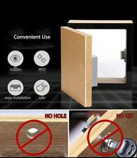 DIY Hidden Digital Lock without Perforate Hole Battery RFID Cabinet Drawer Lock