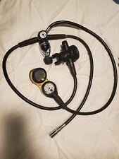 New listing scubapro regulator set MK11, C300, veo1