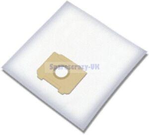 Aspirateur poussière papier sacs hoover 5pk /& filtres ELECTROLUX Z3319