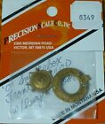 Precision Scale O 8349 Smokebox Front w/Hinged Door Brass Casting