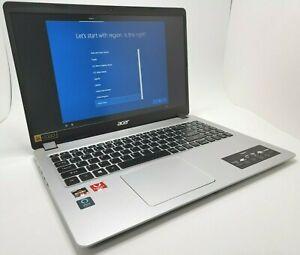 """Acer Aspire 5 Slim Laptop 15.6"""" AMD Ryzen 3 3200u 3.50GHz, 16GB, 256GB SSD, FHD"""