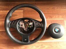 BMW E39 E46 M Technik 2 M Packet Sportlenkrad komplett Multifunktion neu bezogen
