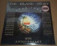 THE ISLAND STORY 1962-1987: 25th Anniversary - Island 90684-1 SEALED