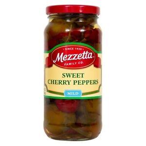 Mezzetta Mild Sweet Cherry Peppers