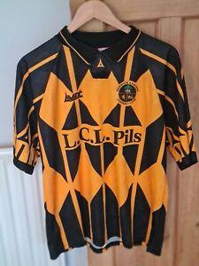 Berwick Rangers Home Football Shirt 1996/98 Adult Medium Avec Retro & Rare Mint