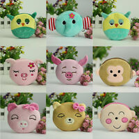 Girls Kids Animal Cartoon Animal Coin Purses Casual Women Small Wallet Portable