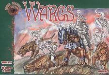 Alliance 1/72 72019 Wargs (Fantasy Series) (30 Wargs, 6 Poses)