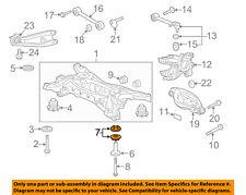 50712-S3V-A01 Honda Rubber a 50712S3VA01
